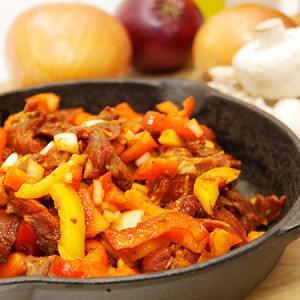 Fillet Beef Stir Fry